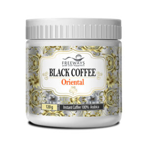 black coffee oriental